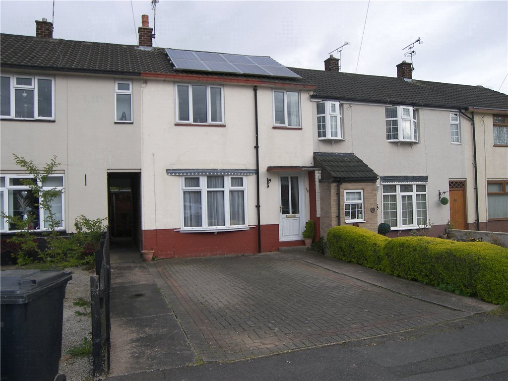 2 Bedrooms Town House for sale in Swarkestone Drive, Littleover, Derby, Derbyshire, DE23