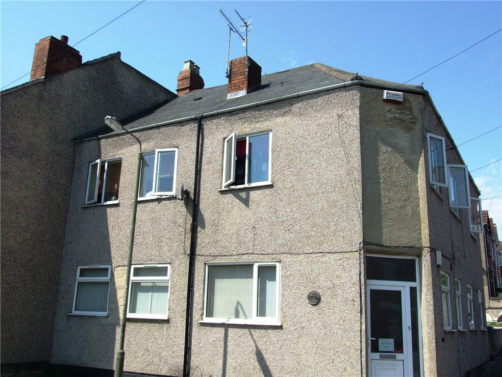 1 Bedroom Flat for sale in Norman Street, Ilkeston, Derbyshire, DE7