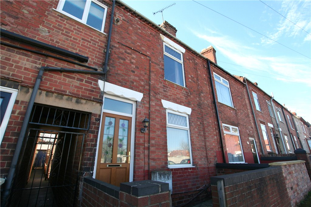2 Bedrooms Terraced House for sale in Watkinson Street, Loscoe, Heanor, Derbyshire, DE75