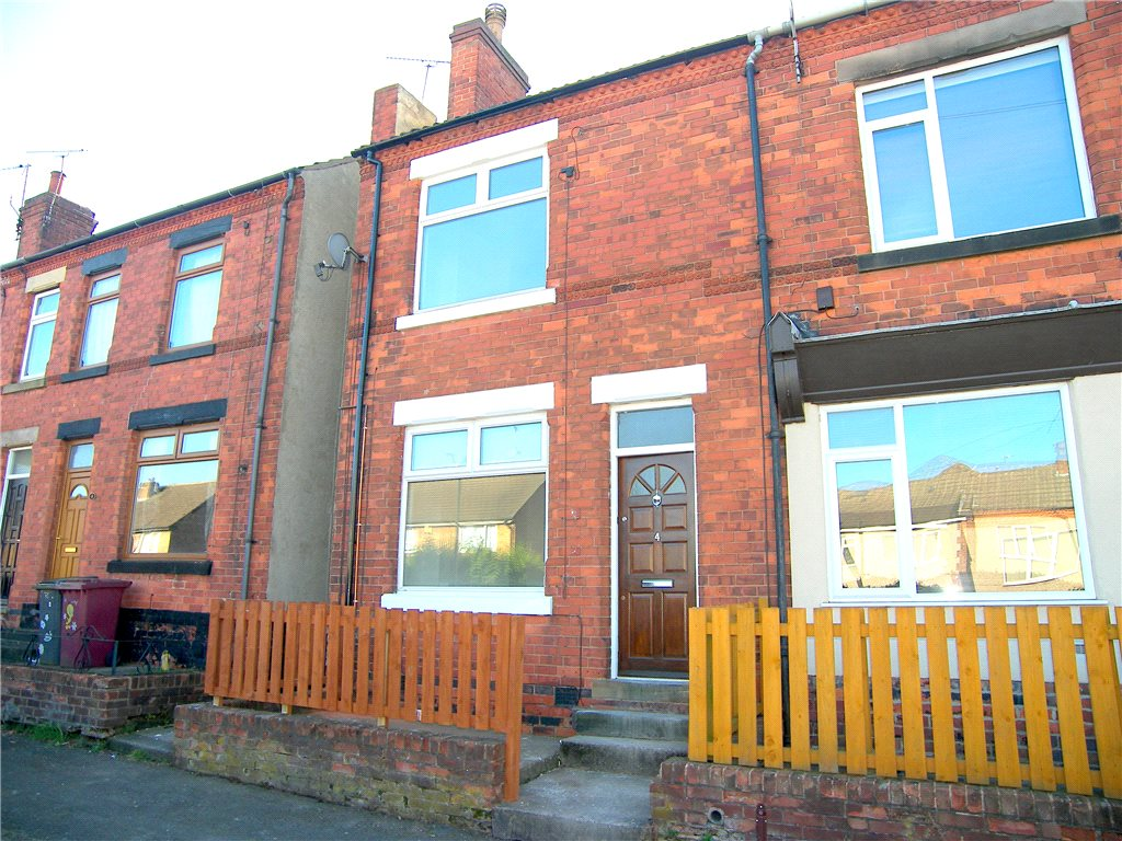 3 Bedrooms Semi Detached House for sale in Peel Street, South Normanton, Alfreton, Derbyshire, DE55