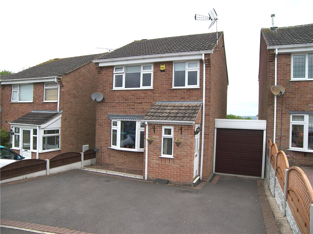 3 Bedrooms Detached House for sale in High Edge Drive, Heage, Belper, Derbyshire, DE56