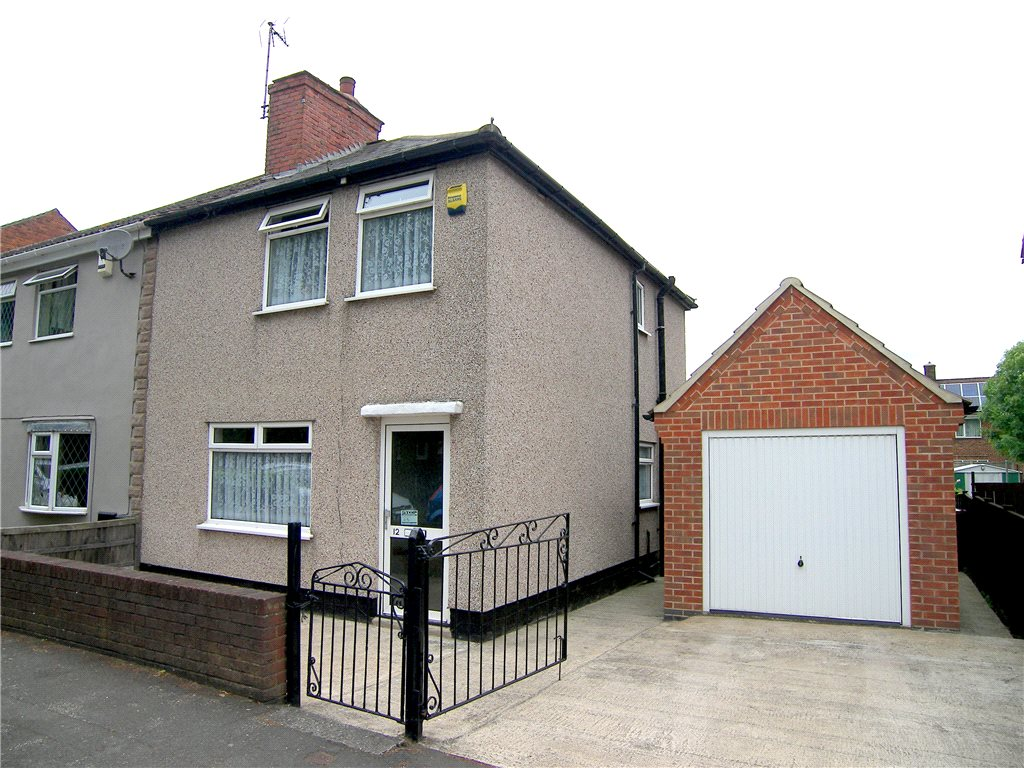 3 Bedrooms Semi Detached House for sale in Hamlet Lane, South Normanton, Alfreton, Derbyshire, DE55