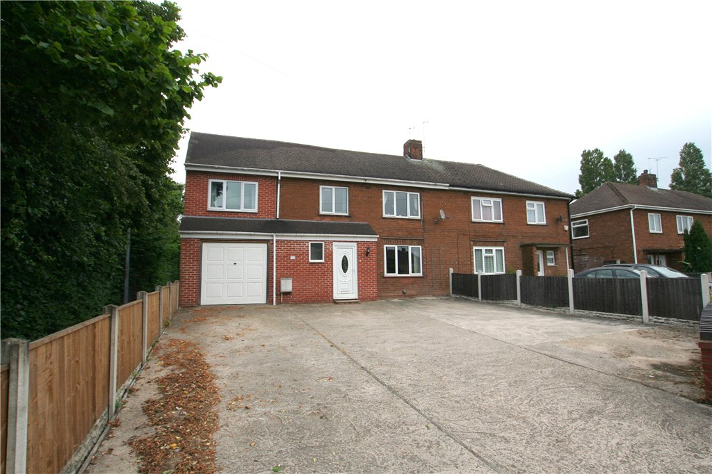5 Bedrooms Semi Detached House for sale in Daltons Close, Langley Mill, Nottingham, Nottinghamshire, NG16