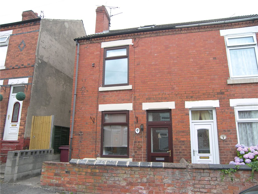 2 Bedrooms Semi Detached House for sale in South Street, South Normanton, Alfreton, Derbyshire, DE55