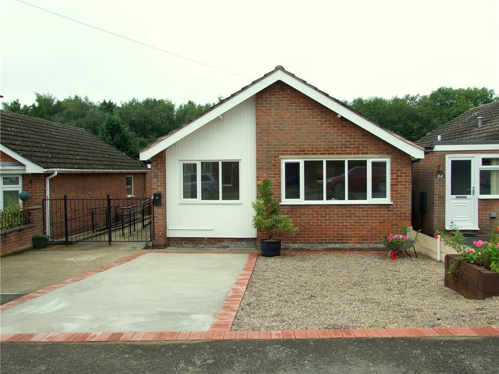 3 Bedrooms Detached Bungalow for sale in Old Coppice Side, Heanor, Derbyshire, DE75
