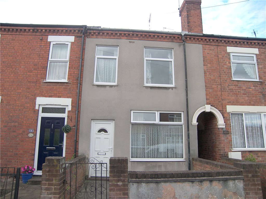 3 Bedrooms End Of Terrace House for sale in Carlyle Street, Heanor, Derbyshire, DE75