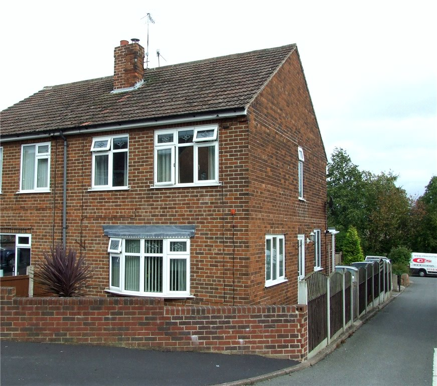 3 Bedrooms Semi Detached House for sale in Heathfield Avenue, Ilkeston, Derbyshire, DE7