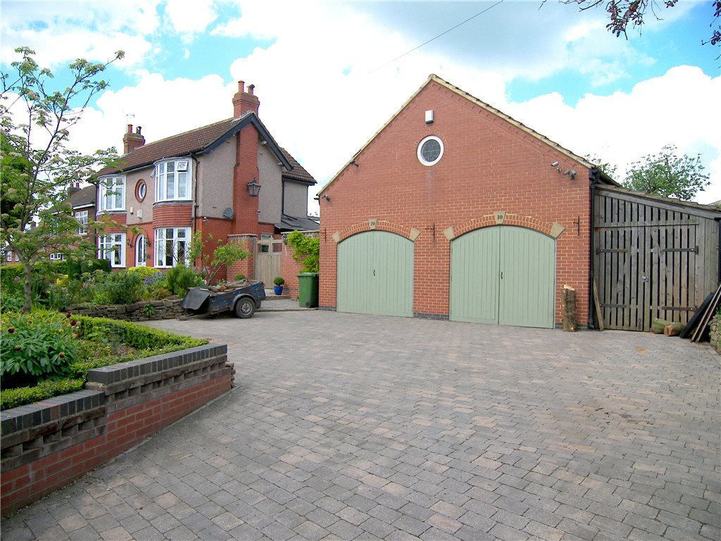 4 Bedrooms Detached House for sale in Alfreton Road, Blackwell, Alfreton, Derbyshire, DE55