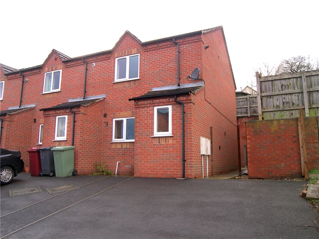 2 Bedrooms End Of Terrace House for rent in Haworth Close, Mickley, Alfreton, Derbyshire, DE55