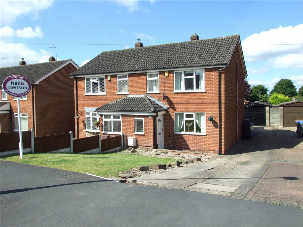 3 Bedrooms Semi Detached House for sale in Gravel Pit Lane, Spondon, Derby, DE21