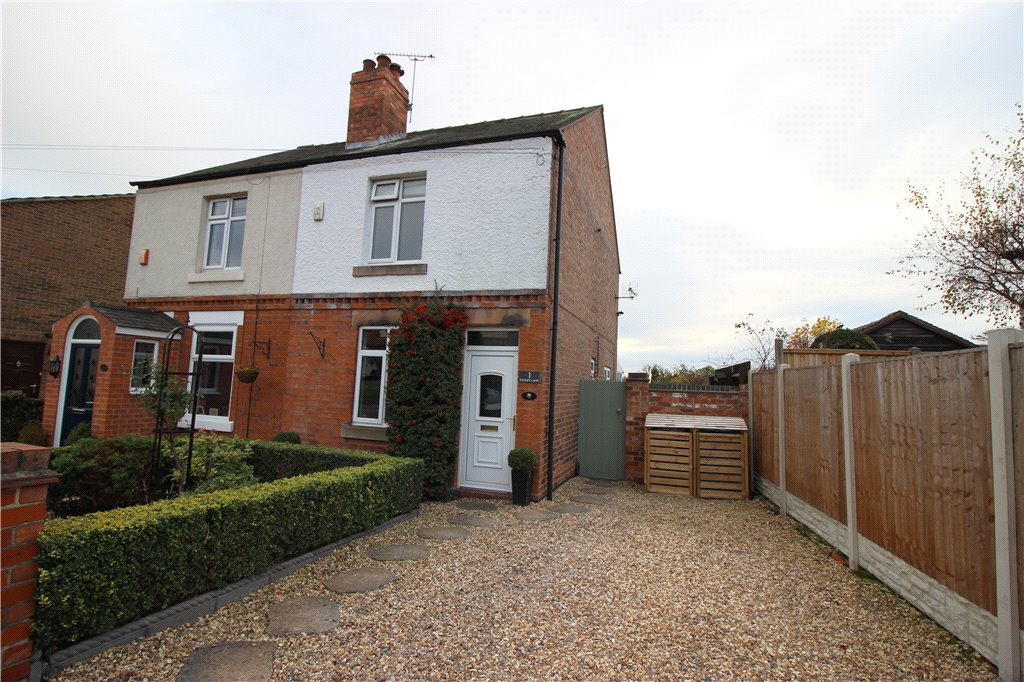 2 Bedrooms Semi Detached House for sale in Stoney Lane, Spondon, Derby, DE21