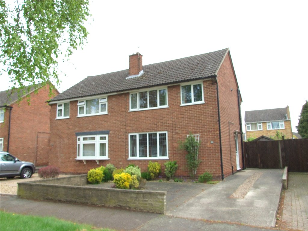 3 Bedrooms Semi Detached House for sale in Hamilton Road, Spondon, Derby, Derbyshire, DE21