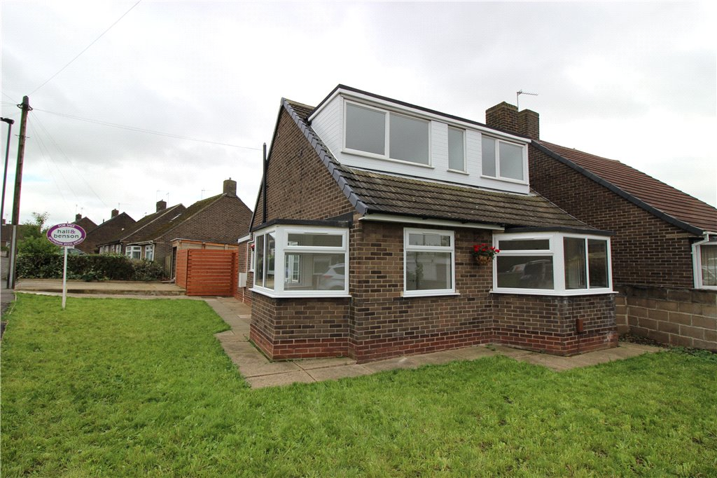 3 Bedrooms Detached Bungalow for sale in Leeway, Spondon, Derby, Derbyshire, DE21