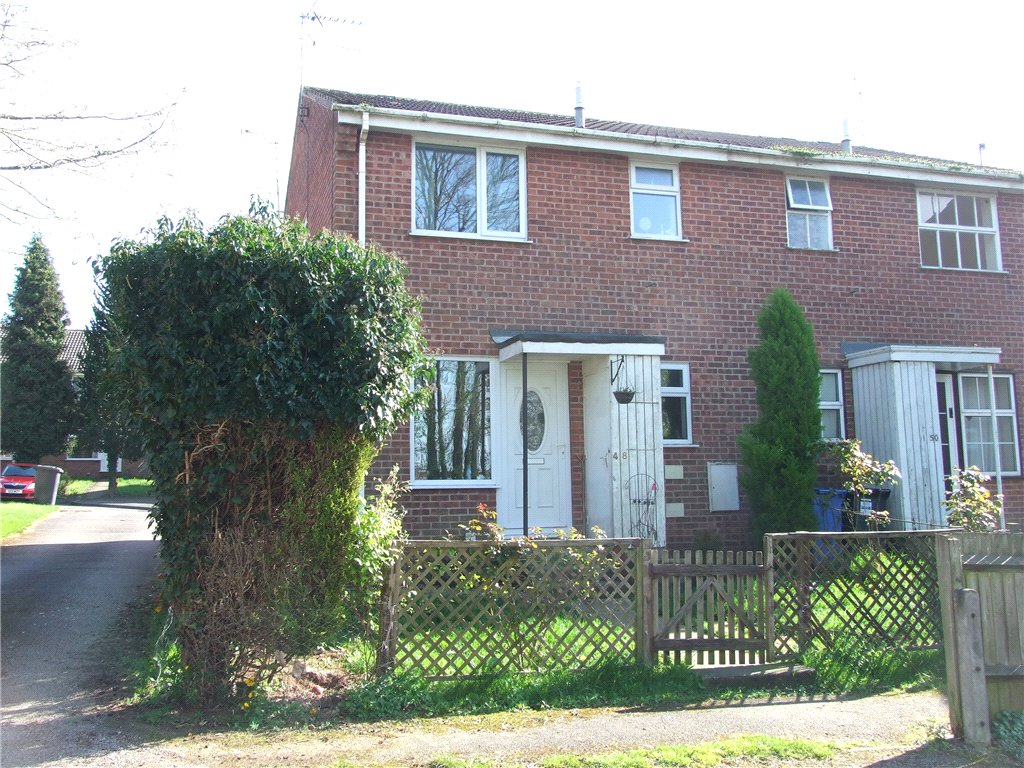 1 Bedroom Town House for sale in Alder Close, Oakwood, Derby, Derbyshire, DE21