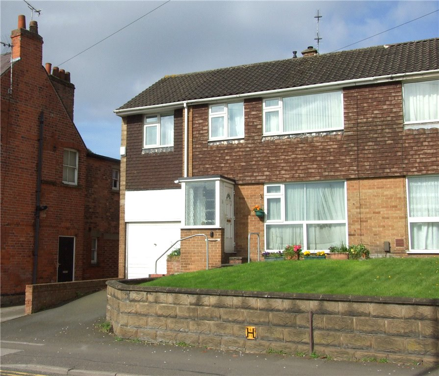 4 Bedrooms Semi Detached House for sale in Sitwell Street, Spondon, Derby, Derbyshire, DE21