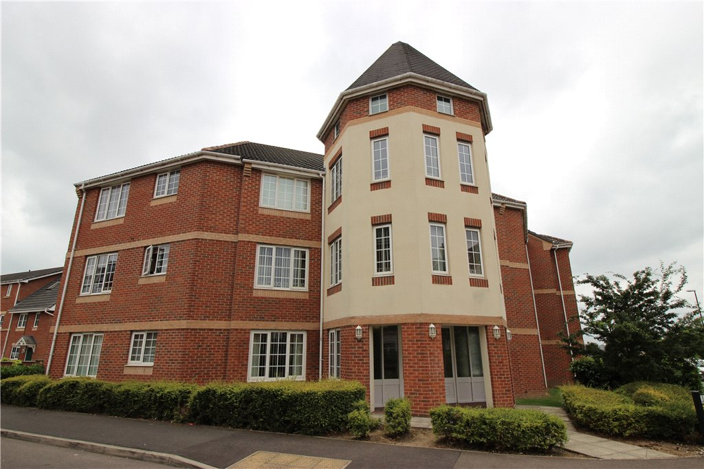 2 Bedrooms Flat for sale in Java Court, Derby, Derbyshire, DE24