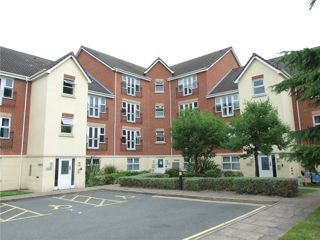 2 Bedrooms Flat for sale in Peckerdale Gardens, Spondon, Derbyshire, DE21