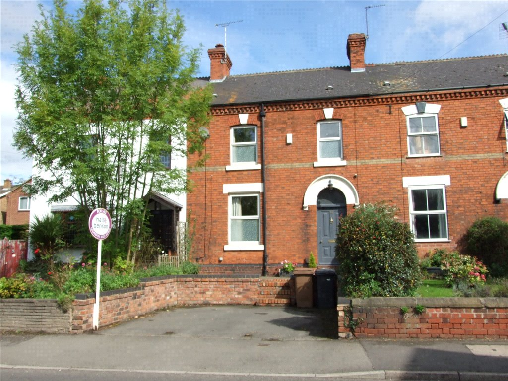 3 Bedrooms Terraced House for sale in Derby Road, Borrowash, Derby, Derbyshire, DE72