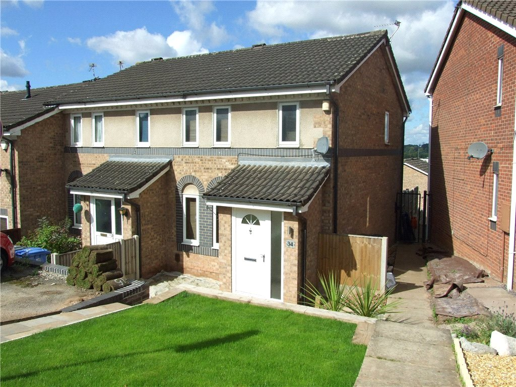 3 Bedrooms End Of Terrace House for sale in Keyhaven Close, Derwent Heights, Derby, Derbyshire, DE21