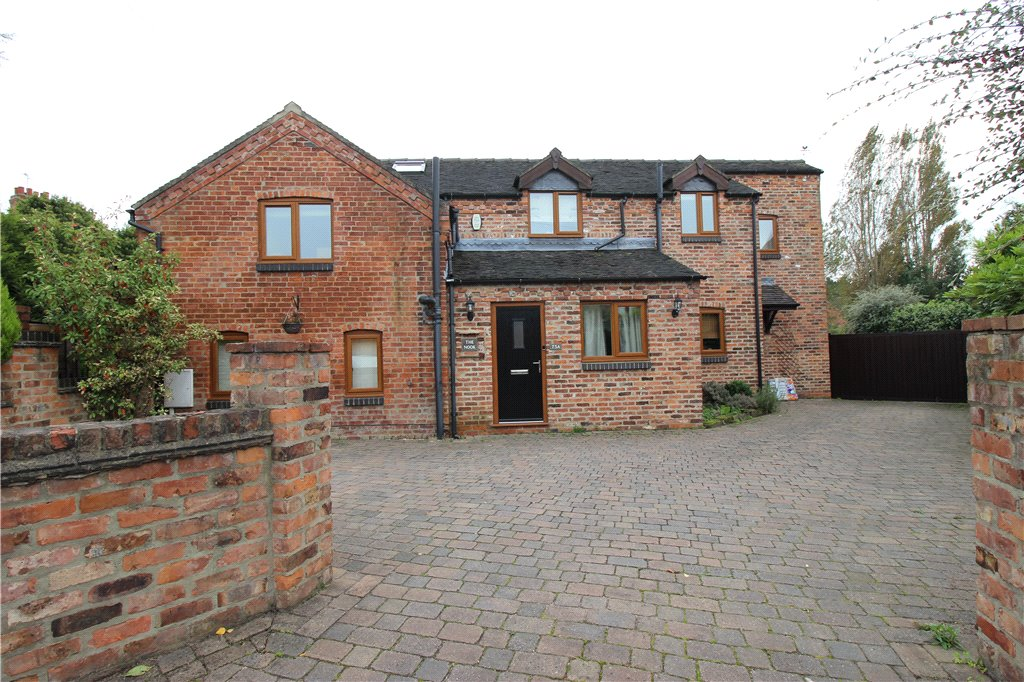 4 Bedrooms Detached House for sale in Moor Street, Spondon, Derby, Derbyshire, DE21